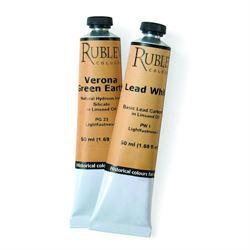 Natural Pigment Rublev Oil