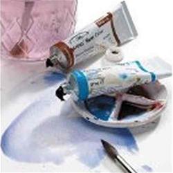 Watercolour and Gouache