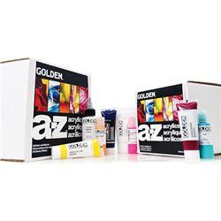 Golden A-Z Kits