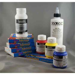 Fabric Dye & Paint