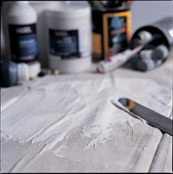 Acrylic Mediums and Varnish