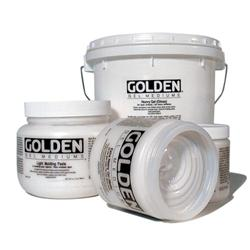 Golden Gels and Pastes
