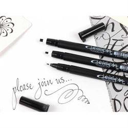 Sakura Pigma Calligraphy Pens
