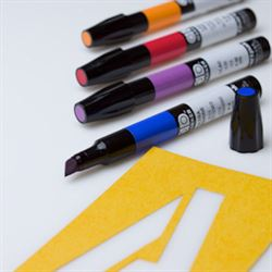 Chartpak AD and Spectra Markers