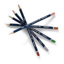Watercolor Pencils, Crayons and Blocks