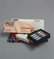 Pastels (Soft, Chalk, Oil, PIgment Sticks)