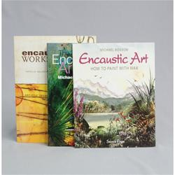 Encaustic Books and DVDs