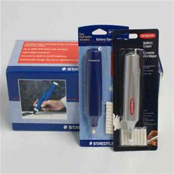 Electric and Battery Eraser