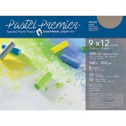 Premier Pastel Saned Paper
