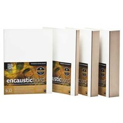 Encaustic Painting Cards and Boards