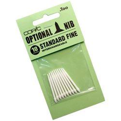Copic Small Standard Fine Nibs 10/pk