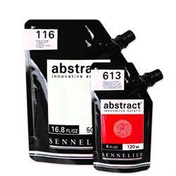 Abstract Acrylic (Sennelier)