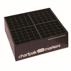 Chartpak AD Marker Caddy 100-Slot