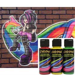 Chroma Airbrush Colors