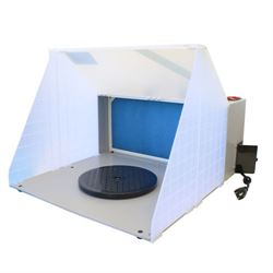"Paasche 16"" x 13"" Hobby Spray Booth"
