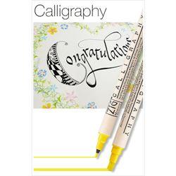 Zig Calligraphy Markers