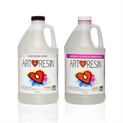 Resin (Art Resin - Pebeo Bio Resin)