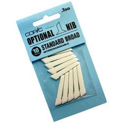 Copic Large Standard Broad Nibs 10/pk