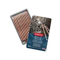 Derwent Metallic Colored Pencils