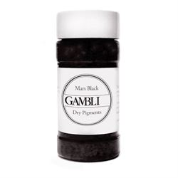 Gamblin Dry Pigment 4 oz. Mars Black