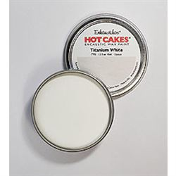 Hot Cakes 1.5 oz. Transparent Red Earth