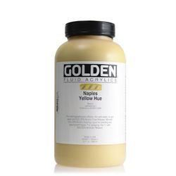 Golden Fluid Acrylic 32 oz.