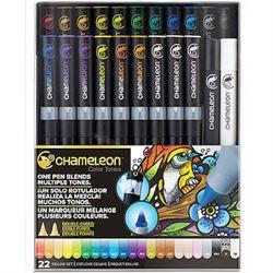 Chameleon Markers Sets