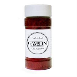Gamblin Dry Pigment 4 oz. Indian Red
