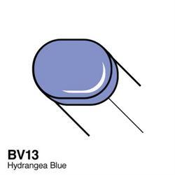 Copic Sketch Marker Hydrangea Blue