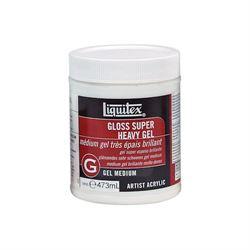 Liquitex Gloss Super Heavy Gel 473 ml