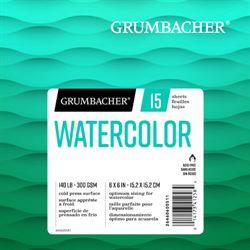 Grumbacher Watercolur Paper