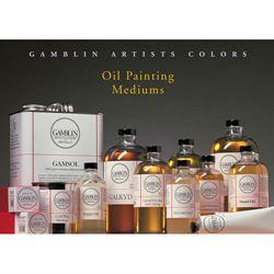 Gamblin Mediums